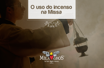 O USO DO INCENSO NA MISSA