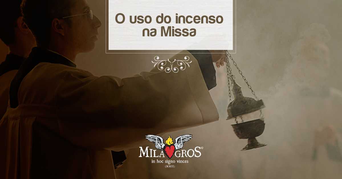 incenso na missa